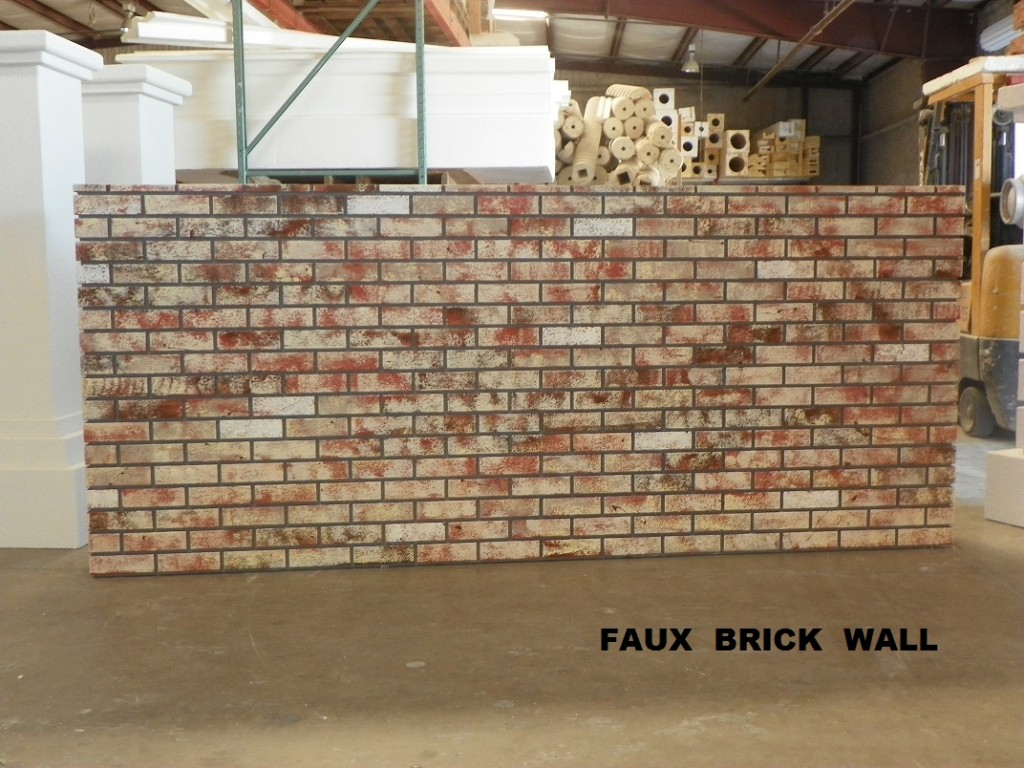 Design Faux Brick Walls faux brick wall 1024x768 jpg leave a reply cancel reply